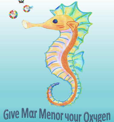 Give Mar Menor your oxygen
